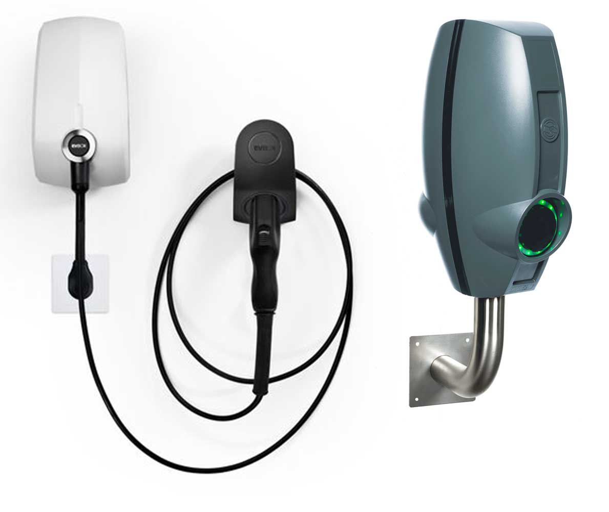 Electric-Car-Chargers-For-Office-Charging